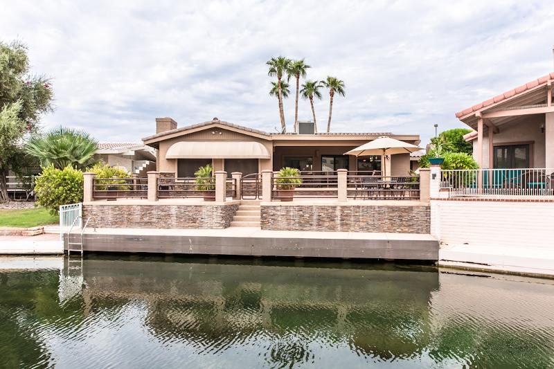 Keys Waterfront Home with Boat Dock