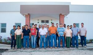 Our Belize Management team