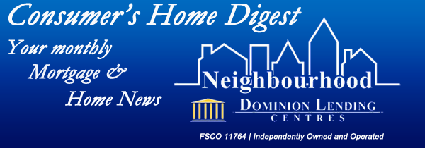 Consumers Home Digest Header