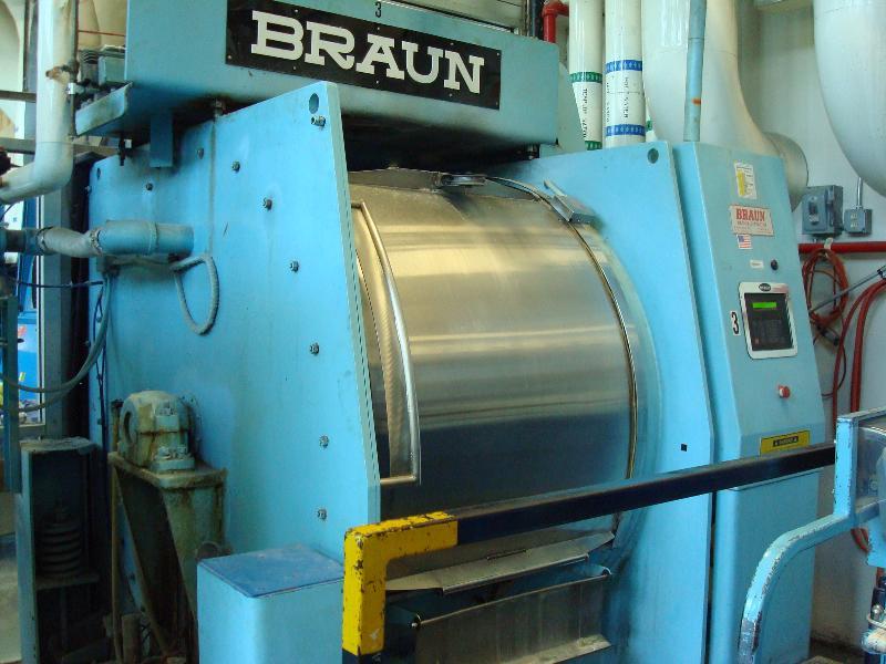 Braun Washer Extractors ~ Psp industrial news