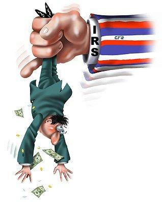IRS Shake Down