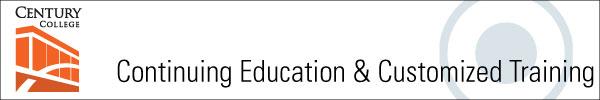 Century College Continuing Education logo