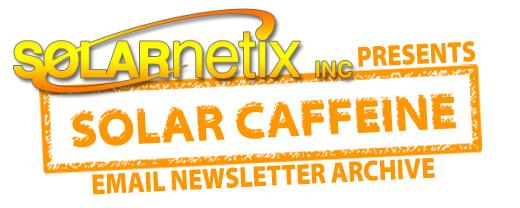 Solar Caffeine Archive Logo
