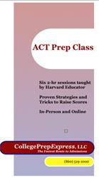 ACT Class Brochure