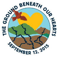 Ground beneath our hearts