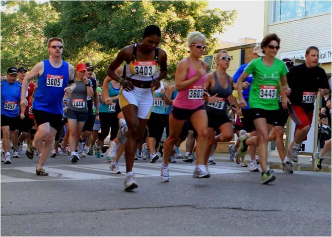 Olympia race