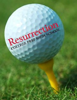 Resurrection golf ball