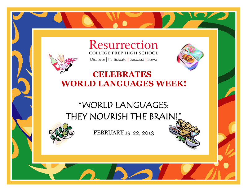 World Languages: They Nourish the Brain!