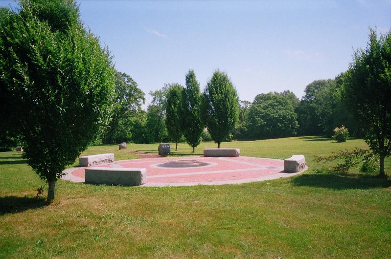 Circus Fire Memorial Park