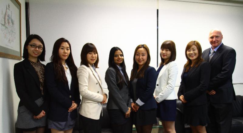 AILS Staff Photo Aug 2013