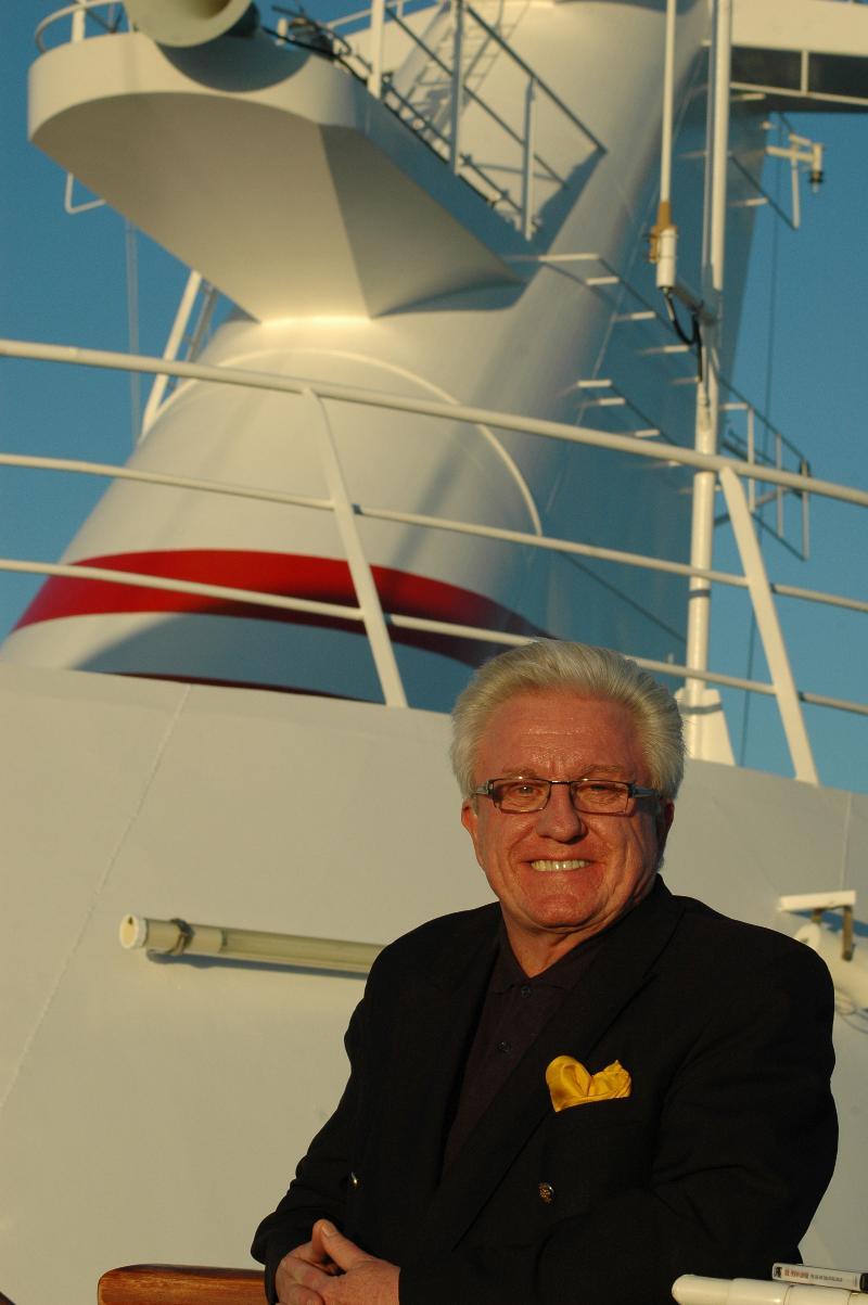 """Bill Miller """"Mr. Ocean Liner"""""""