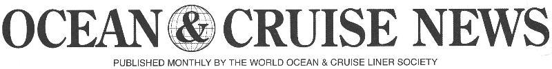 Ocean Cruise News