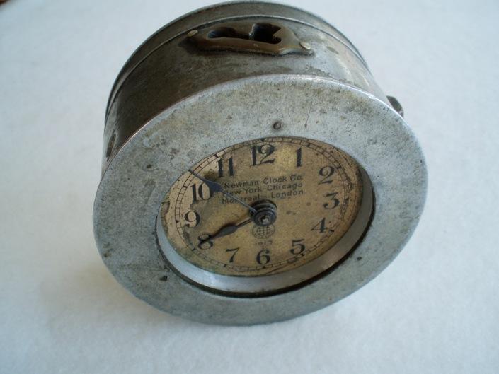Newman clock