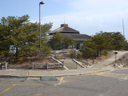 Ptown visitor center