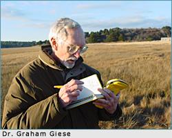 Dr. Graham DeGeise