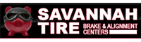 Savannah Tire Logo