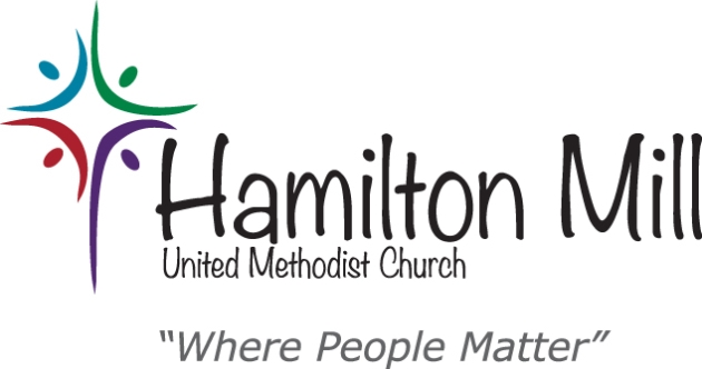 HMUMC Logo with tagline