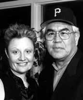 Dr Ihaleakala Hew Len and Mabel Katz