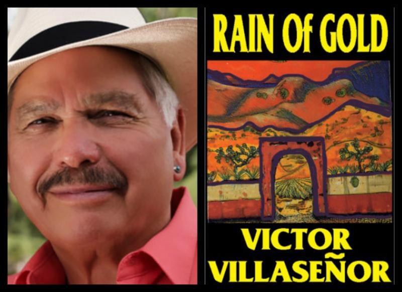 jpg a  an evening author victor villaseatildeplusmnor
