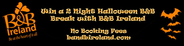 Win a 2 Night Halloween Break