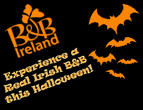 B&B Ireland at Halloween