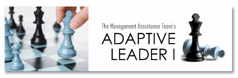 Adaptive Leader 1