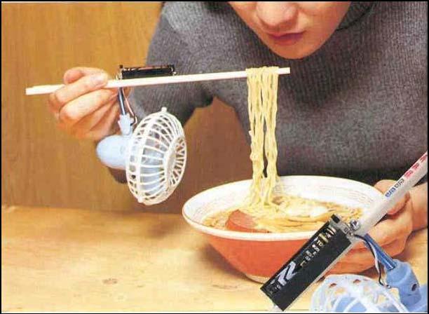 Noodle fan