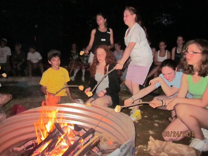 Campfire Photo 2010