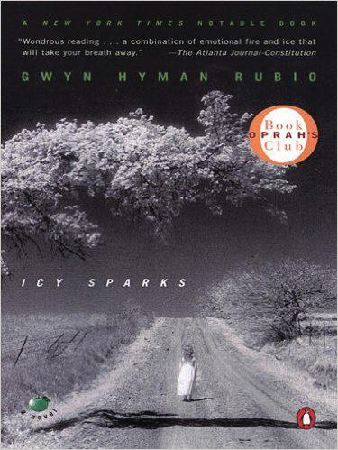 Icy Sparks book cover