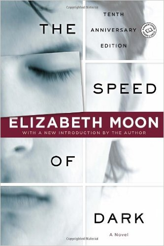 book cover _The Speed of Dark_