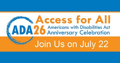 text graphic_Access for All _ ADA26