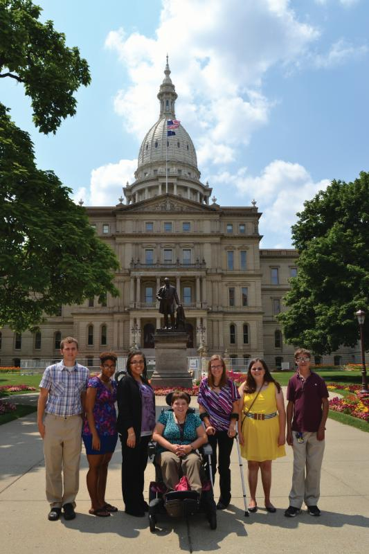 Advocacy Academy in Lansing