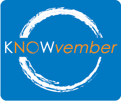 text graphic: KNOWvember