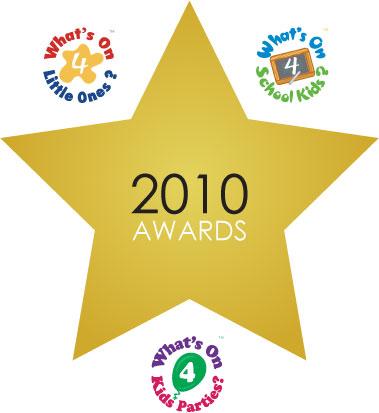 2010 Awards Logo