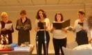 Choir Passover seder 2013