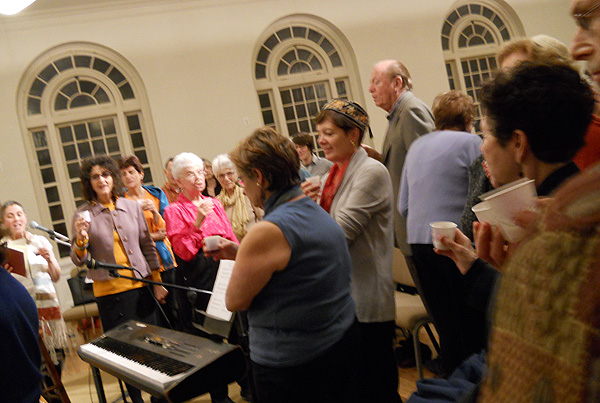 Musical Shabbat Service