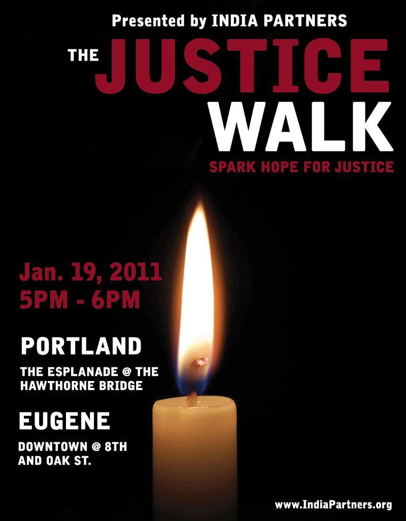 Justice Walk - Jan 19, 2011