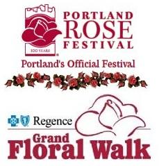 Rose Festival Grand Floral Walk