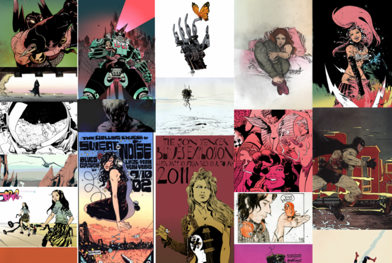 NYC: Don't Miss Paul Pope's CBLDF Party This Saturday!
