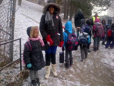 MPP Best walking to school
