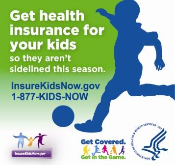 Get Covered Get in the Game Campaign