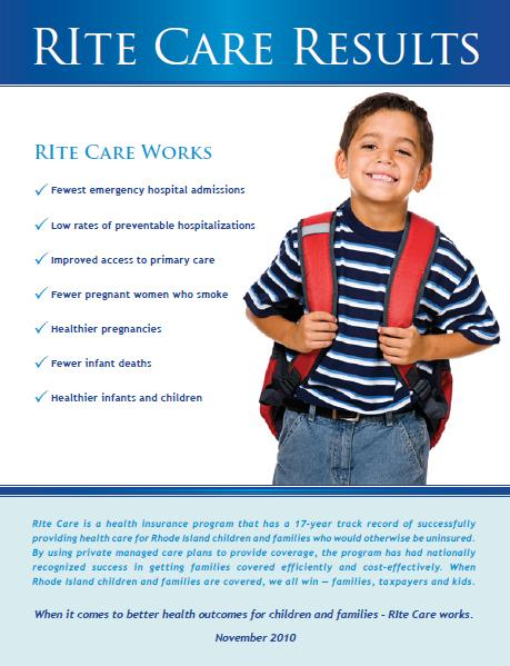 RIte Care Results Cover