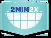 2min2x logo