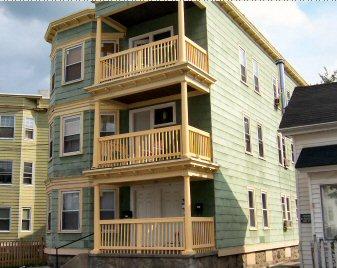 triple deck house