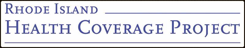 Rhode Island Health Coverage Project logo