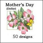 Dollar Mothers Day Cards