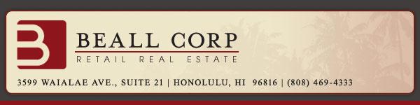 Beall Logo Header