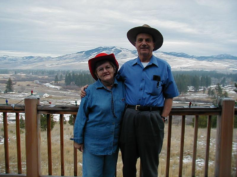 Edwin and Janet