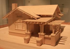 Gibson model house