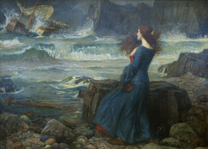 Tempest by Waterhouse